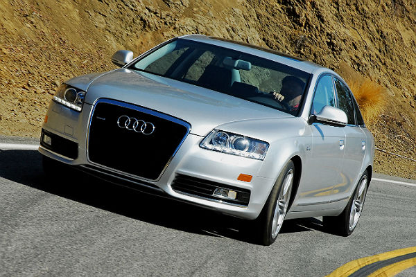 В РФ отзывают 953 новых Audi A6 и A7