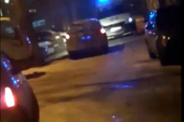 Шофёр перегородил дорогу скорой вКрасноярске