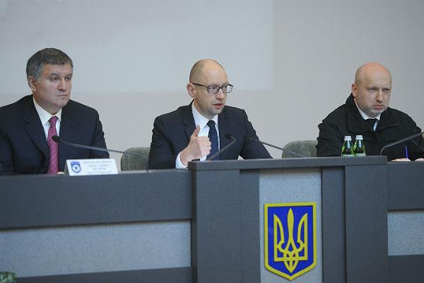 Бывшие и теперешние высокопоставленные чиновники дают показания по«майдановским делам»— Луценко