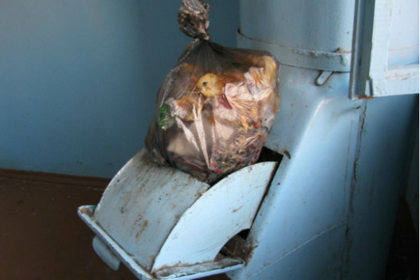 Минприроды неисключает, что вдальнейшем вдомах откажутся отмусоропроводов