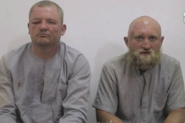 Минобороны опровергает пленение русских солдат вСирии