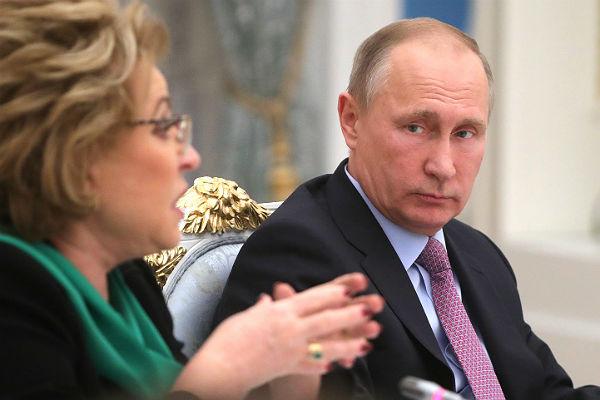 Путин призвал совместно совсеми странами решать проблему беженцев Сирии