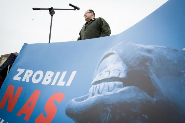 Польская крестьянская партия выступила за отмену эмбарго ЕС в отношении России