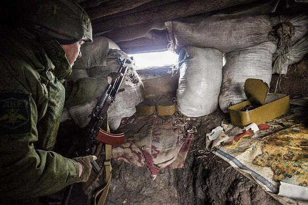 Командование ДНР: ВСУ засутки свыше 3000 раз нарушили «режим тишины»
