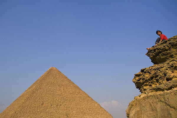 В пирамиде Хеопса найдена тайная комната