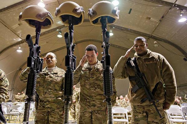 Армия США неможет себе позволить вести войны