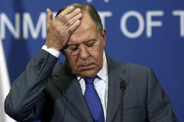 Лавров предложил президенту Хорватии подтвердить фактами слова о русской угрозе наБалканах