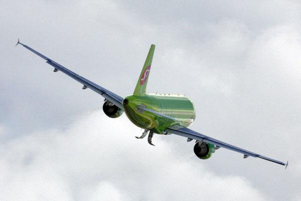 представительство авиакомпании s в новосибирске имели