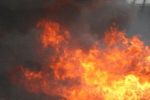 В отделе СКР в Новой Москве пожар уничтожил уголовные дела