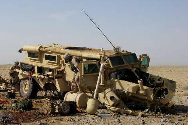 ВДНР говорили о смерти военных НАТО наминном поле под Авдеевкой