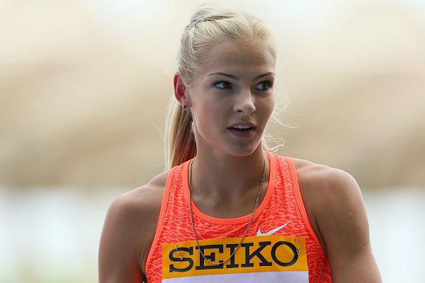 Дарья Клишина прилетела вРио-де-Жанейро для участия вОлимпиаде