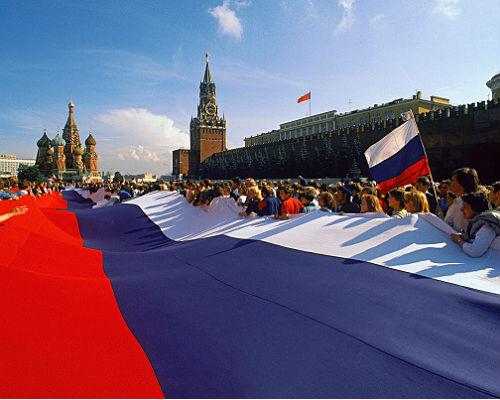 обозначение цветов флага россии