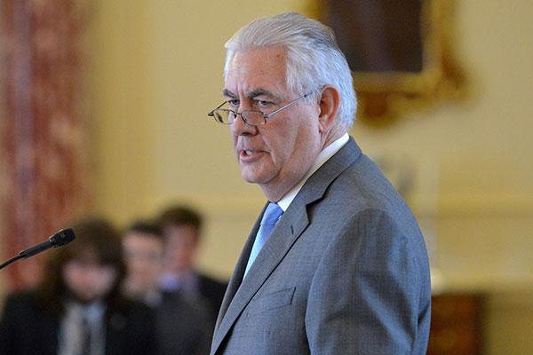 ВМИДРФ проинформировали дату визита госсекретаря США в столицу Российской Федерации