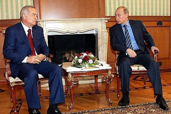 Руководителя стран поздравляют Ислама Каримова с25-летием независимости Узбекистана