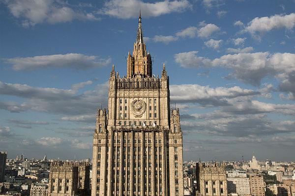 МИД: Российская Федерация несоглашалась наразмещение военизированной миссии вДонбассе