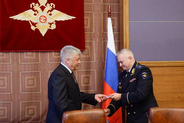 Александр Романов назначен начальником Следственного департамента МВД Российской Федерации
