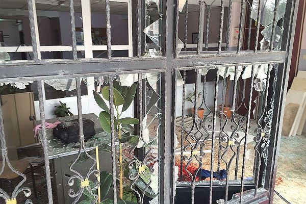 Полицейский участок в Турции подвергся нападению боевиков ДАИШ