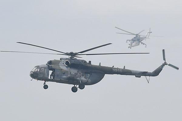 ВАфганистане разбился вертолет НАТО с североамериканскими военнослужащими наборту