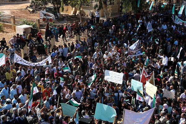ВСирии руководитель комитета попереговорам отоппозиции ушел вотставку