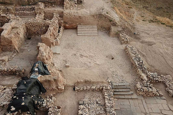 В Китае нашли тысячелетние руины дворца