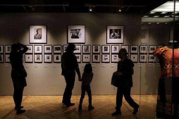 Выставка Стерджесса вМоскве: скандальные фото больше недоступны, выставка официально закрыта