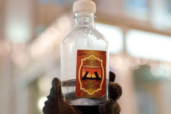 Затри дня впроцессе проверок изъято 17 тыс литров спиртосодержащей продукции
