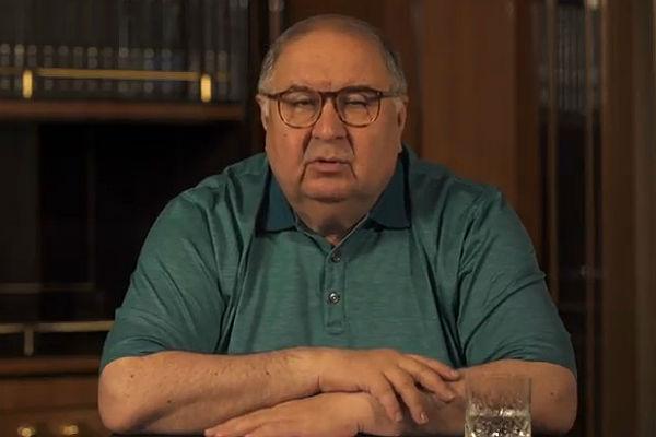Усманов записал 2-ое видеообращение кНавальному