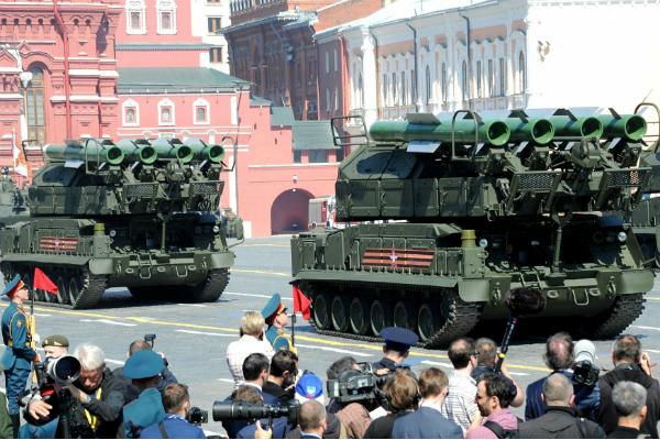Российская Федерация занимает 3-е место вмире повоенным расходам