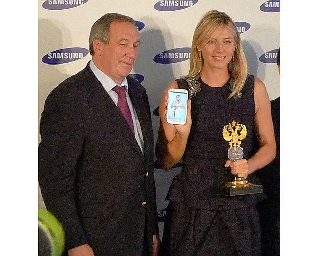 Она сыграет сШараповой наAustralian Open— Мечта Севастовой сбылась