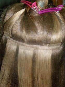 Последствия после наращивания волос